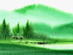 羁鸟恋旧林,池鱼思故渊。全诗意思及赏析