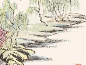 长堤春水绿悠悠,畎入漳河一道流。全诗意思及赏析