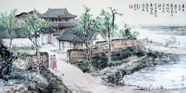 《春思》李白唐诗注释翻译赏析 10 2