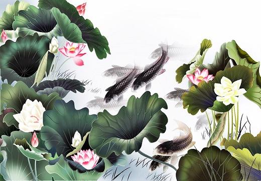 《江南》汉乐府民歌原文注释翻译赏析 21 13