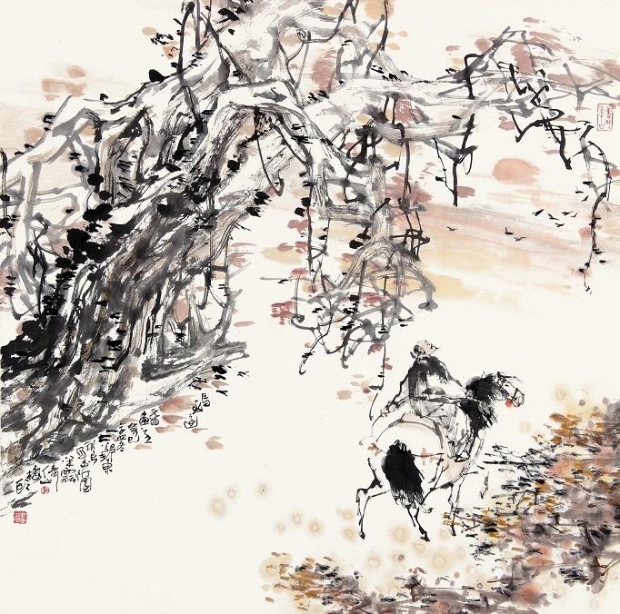 《天净沙·秋思》马致远元曲注释翻译赏析 22