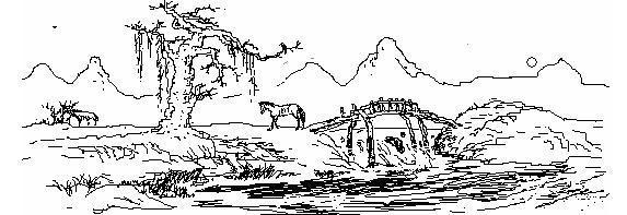 《天净沙·秋思》马致远元曲注释翻译赏析