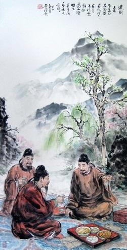 《送别》王维唐诗注释翻译赏析 9 10