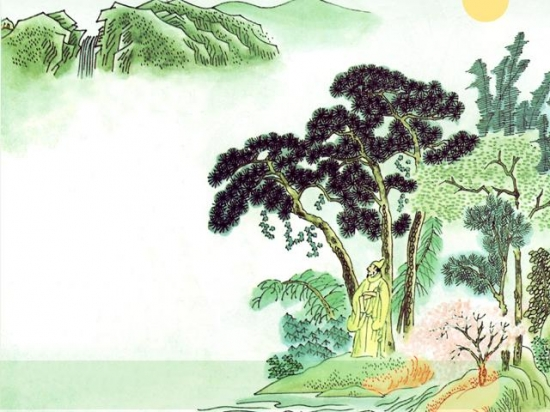 《木兰花·相离徒有相逢梦》张先宋词注释翻译赏析 999