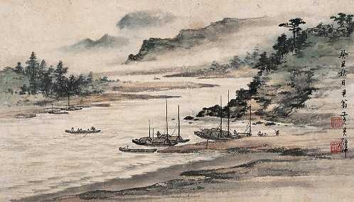 《送魏万之京》李颀唐诗注释翻译赏析 3 127