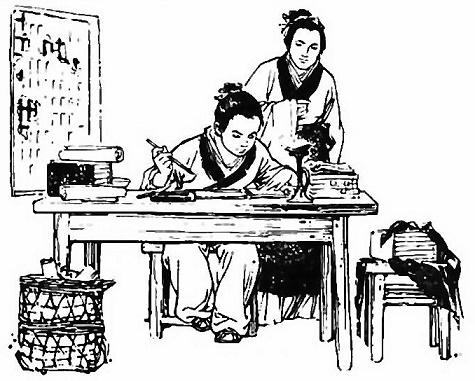 《画地学书》文言文原文注释翻译 02 26