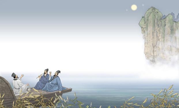 《赤壁赋》苏轼文言文原文注释翻译