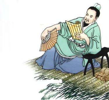 《五柳先生传》陶渊明文言文原文注释翻译 12 73