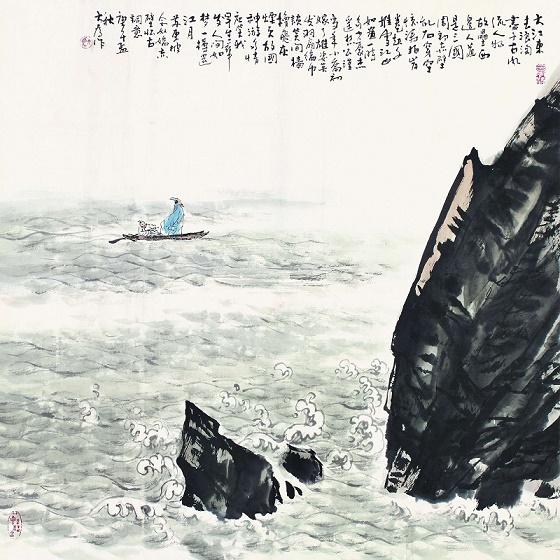 《念奴娇·赤壁怀古》苏轼宋词注释翻译赏析 13 63
