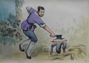 《狼三则·其二》文言文原文注释翻译