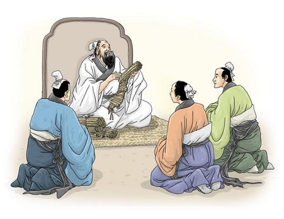 《论语十二章》文言文原文注释翻译