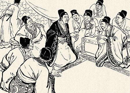 《五代史宦官传序》欧阳修文言文原文注释翻译