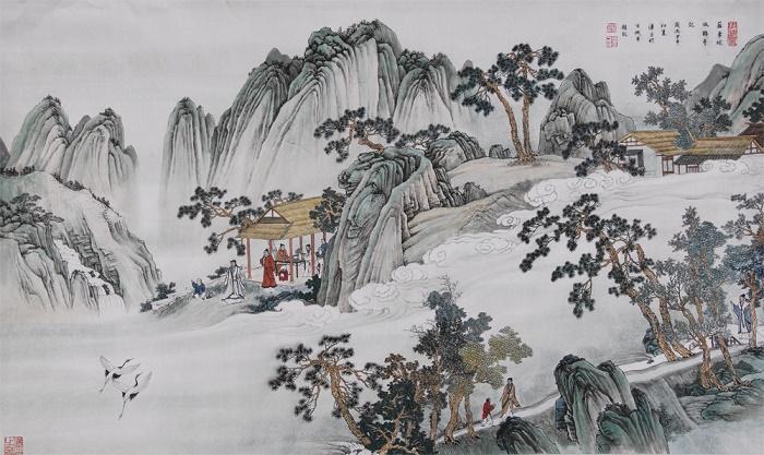 《放鹤亭记》苏轼文言文原文注释翻译 17 8