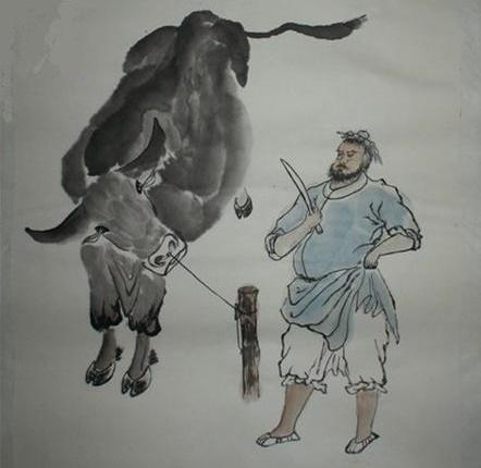 《庖丁解牛》庄子文言文原文注释翻译 3 14