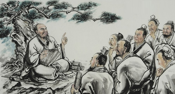 《孔子世家赞》司马迁文言文原文注释翻译 3 2