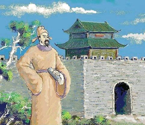 《永州韦使君新堂记》柳宗元文言文原文注释翻译