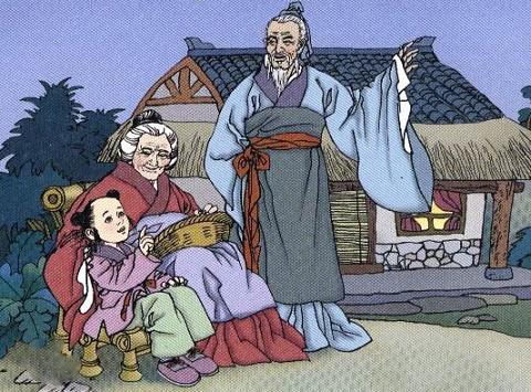 《张衡传》范晔文言文原文注释翻译