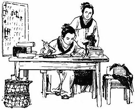 《欧阳修苦读》文言文原文注释翻译 22 7