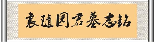 《袁随园君墓志铭》姚鼐文言文原文注释翻译