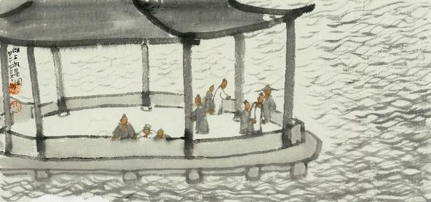 《湖之鱼》林纾文言文原文注释翻译