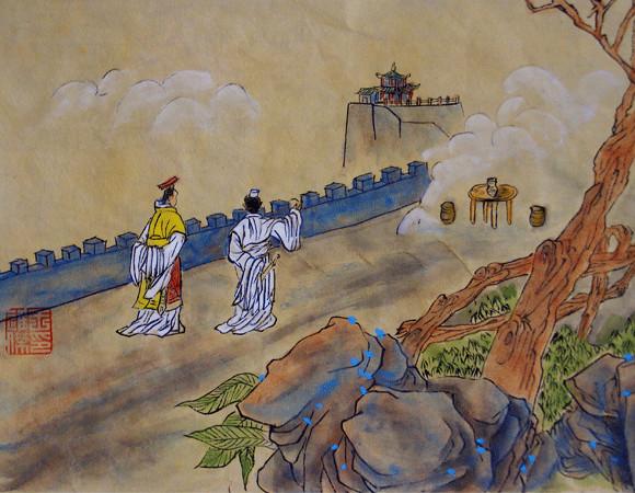 《大言·秦有尊卢沙者》文言文原文注释翻译