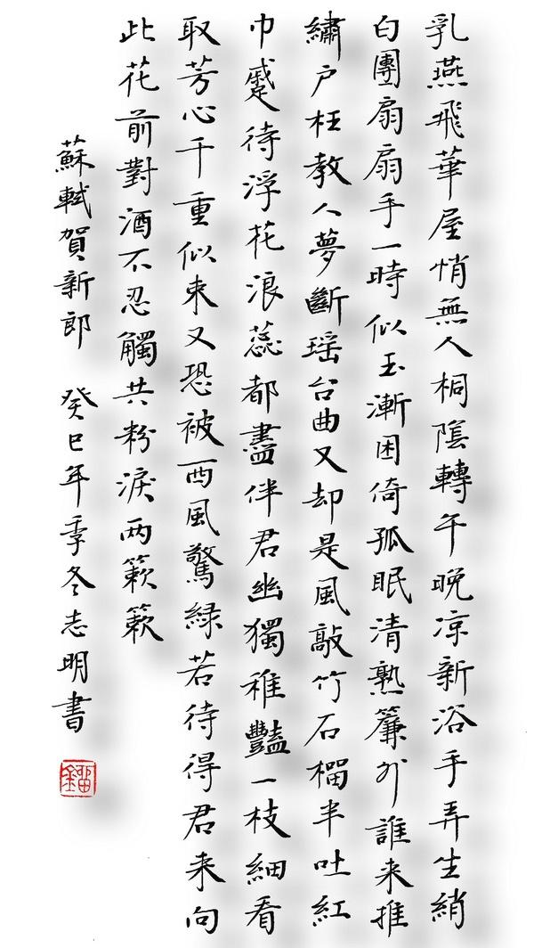 《贺新郎·夏景》苏轼宋词注释翻译赏析