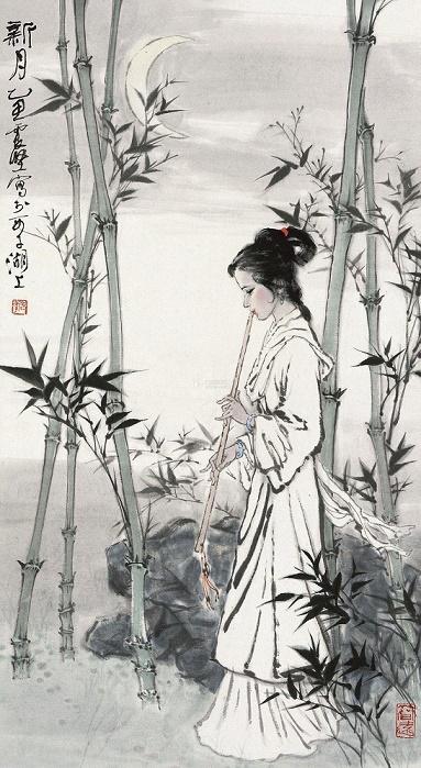 《眉妩·新月》王沂孙宋词注释翻译赏析 2 54