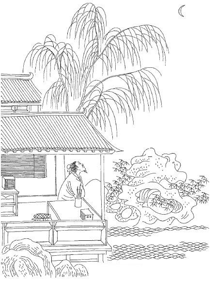 《眉妩·新月》王沂孙宋词注释翻译赏析 3 55