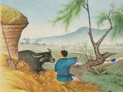 百里西风禾黍香,鸣泉落窦谷登场。全诗意思及赏析 4 221