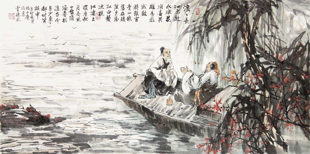 《临江仙·滚滚长江东逝水》杨慎原文注释翻译赏析 3 19