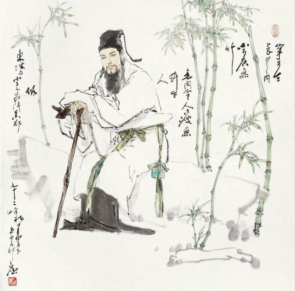 《定风波·三月七日沙湖道中遇雨》苏轼宋词注释翻译赏析 1 32