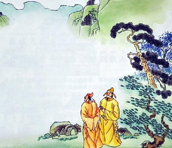 《山中留客》张旭唐诗注释翻译赏析 2 7
