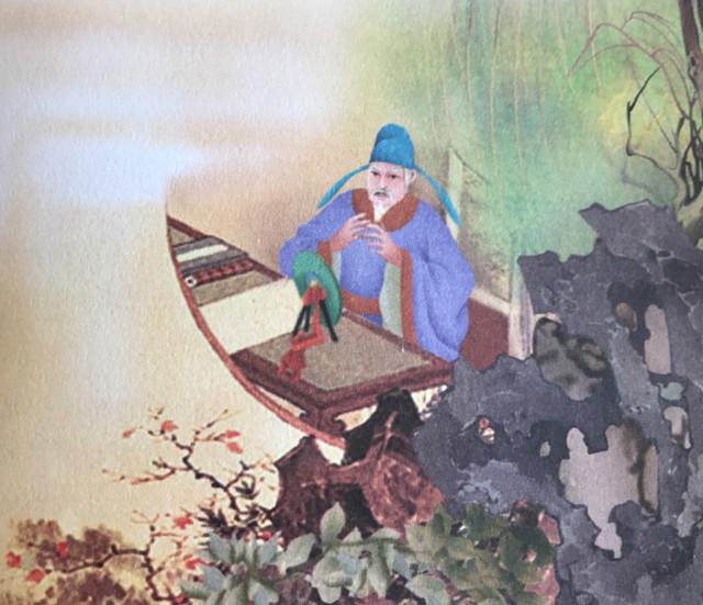 《照镜见白发》张九龄唐诗注释翻译赏析 2 8
