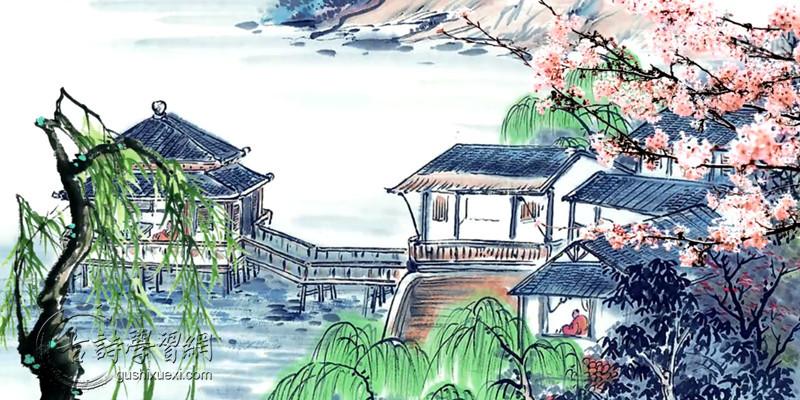 《田园乐》王维唐诗注释翻译赏析 28