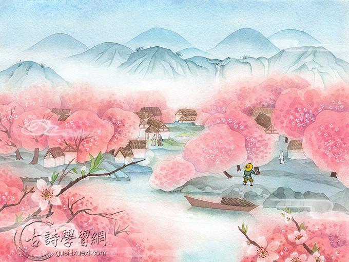 《田园乐七首》王维唐诗注释翻译赏析 31 1