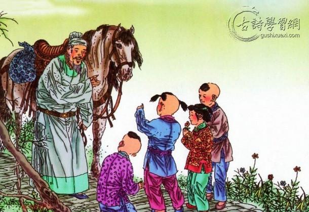 《田园乐七首·其四》王维唐诗注释翻译赏析 43 1