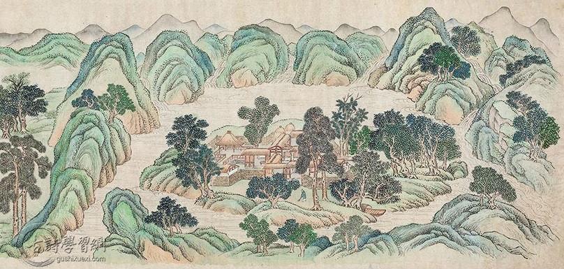 《田园乐七首·其五》王维唐诗注释翻译赏析 50