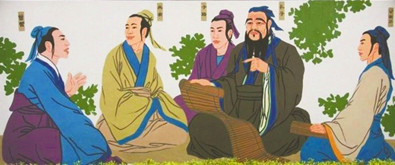 《侍坐》论语文言文原文注释翻译 4 2