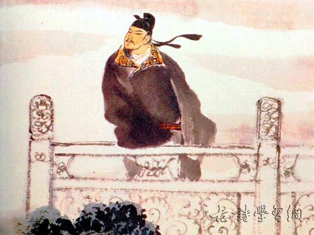 《咸阳城西楼晚眺》许浑唐诗注释翻译赏析 1 6
